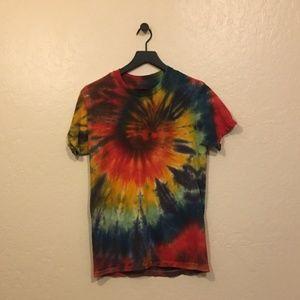VSCO Inspired Tie-dye T-Shirt Small
